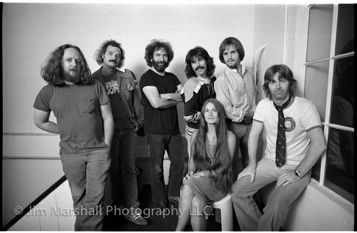 Grateful Dead and Jefferson Airplane