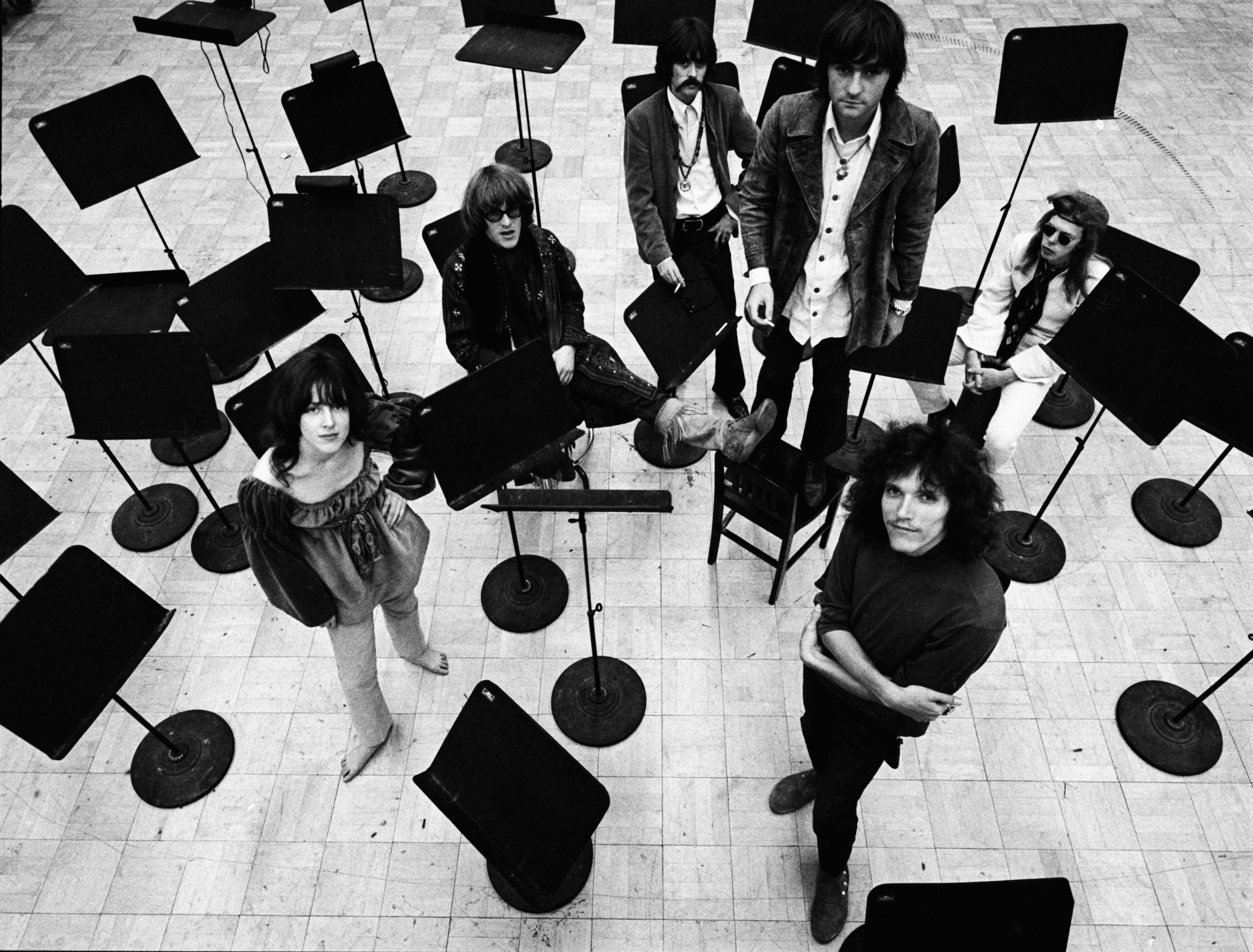 Jefferson Airplane, from the book Trust