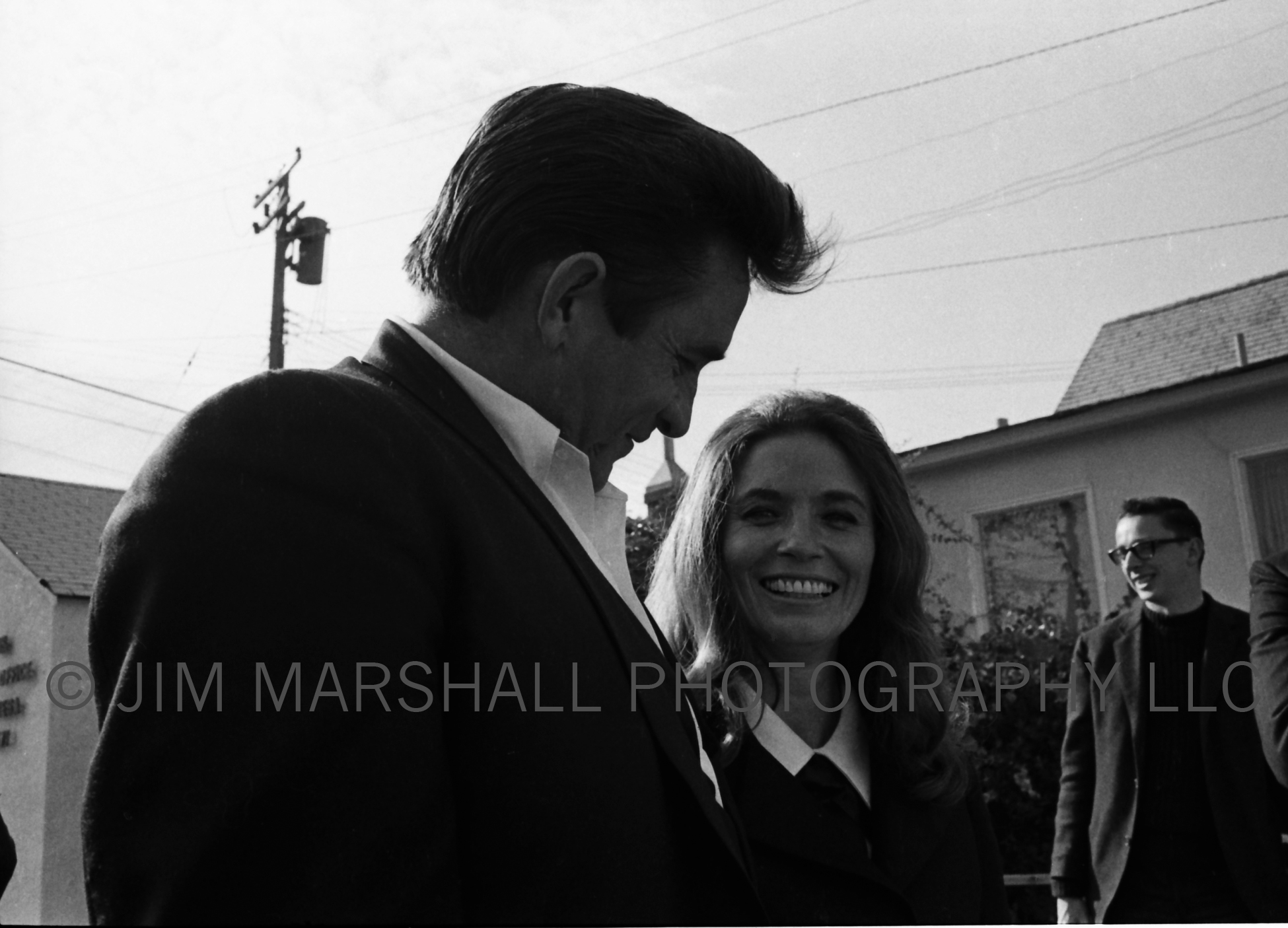 Johnny Cash with June