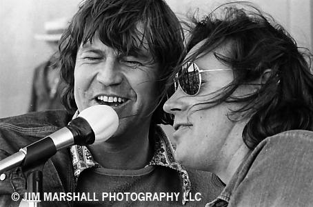 Doug Sahm and Billy Joe Shaver