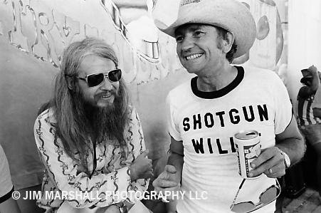 Leon Russell and Shotgun Willie