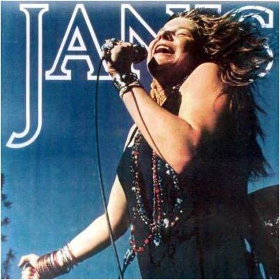 Janis Joplin album cover