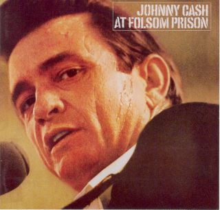 Johnny Cash album cover
