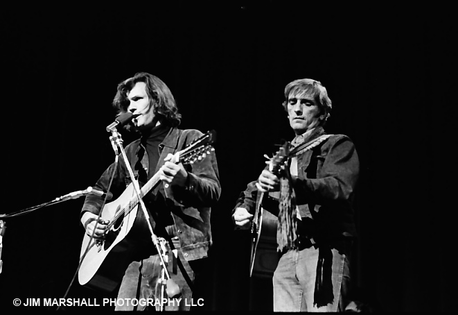 Kris Kristofferson and Harry Dean