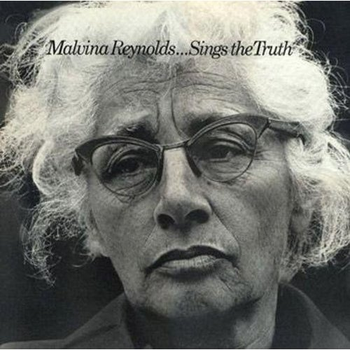 Malvina Reynolds album cover