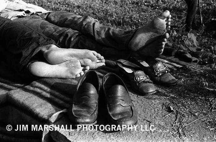Woodstock feet