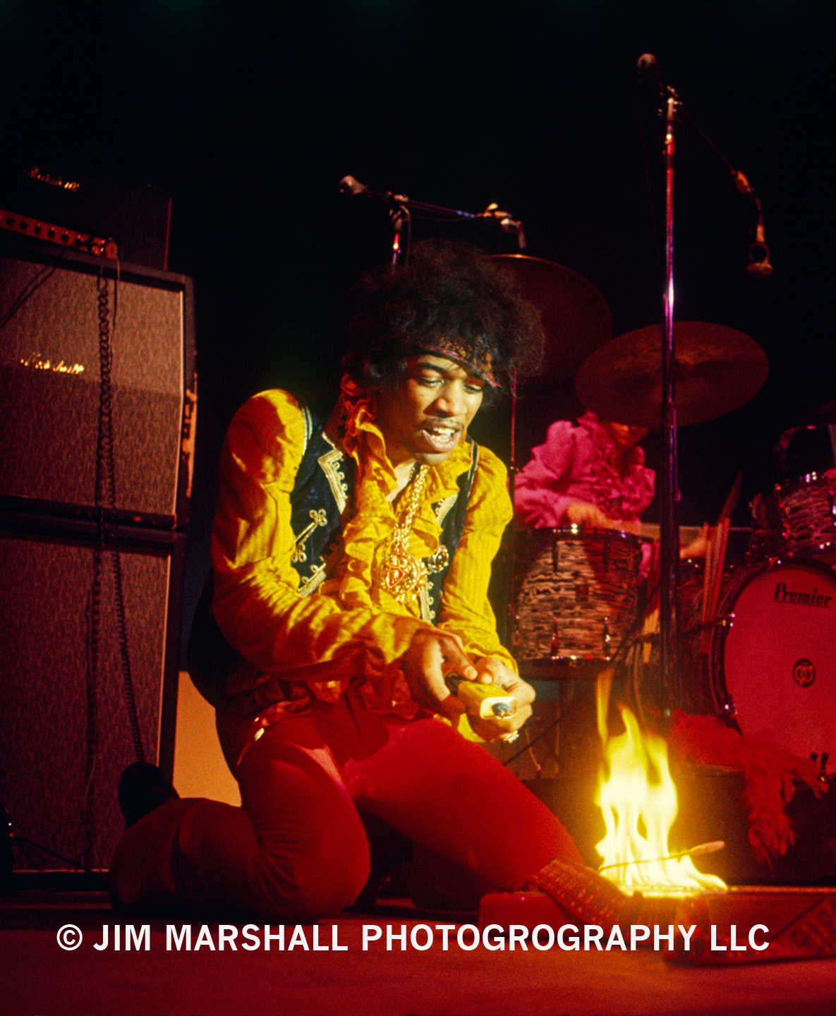 More Monterey Pop: Shake, Rattle and BURN!! | Jim Marshall ...