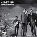Johnny Cash exhibit, in Bologna