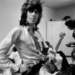 Keith Richards, 1972