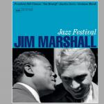 """Jazz Festival"" book cover"