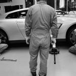 Nissan GT-R, shot by Jim Marshall