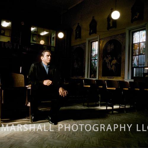 Johnny Cash, Folsom Prison chapel
