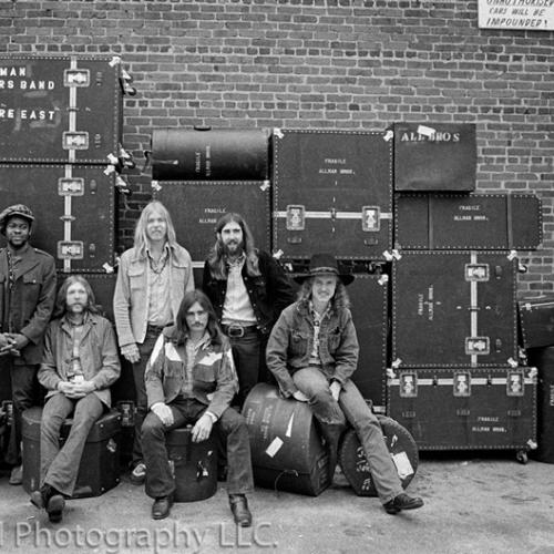 Allman Brothers, Fillmore East, 1971