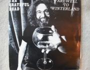Jerry Garcia album cover