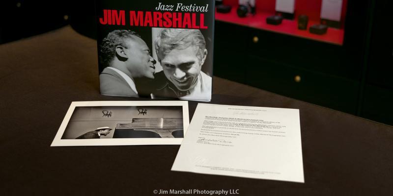 JIm Marshal: Jazz Festival