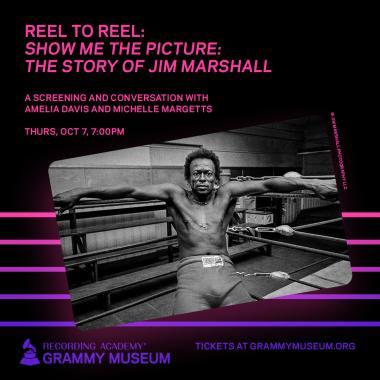 Jim Marshall documentary at Grammy Mueum