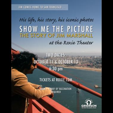 Jim Marshall Documentary Roxie SF