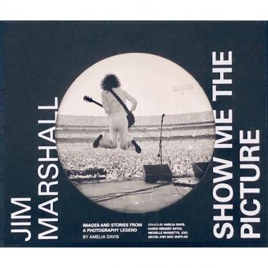 Purchase Jim Marshall Show Me The Picture Photographic Book