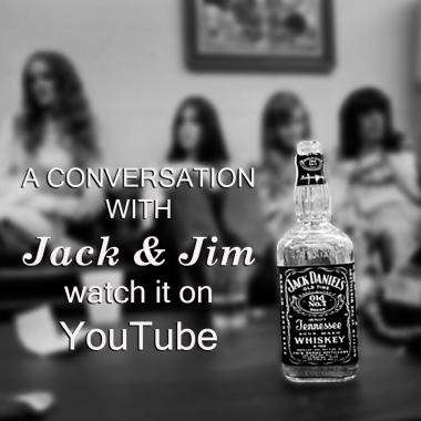 A Conversation with Jack & Jim on YouTube